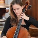 Giulia Sfoggia - docente violoncello - Scuola Miari