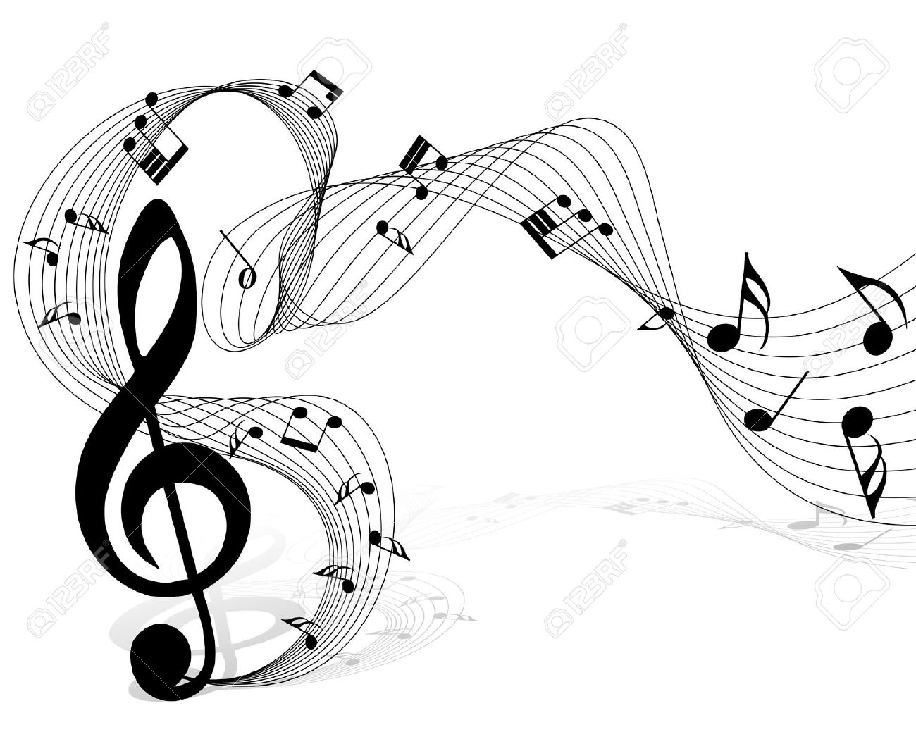 incontriamoci tra le note 1 scuola miari belluno Jazz Notes Clip Art Jazz Trumpet Clip Art